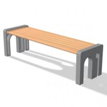 Z01公园座椅 小区座椅