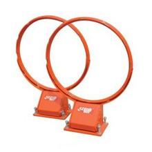 红双喜DHLQ1001 弹簧篮球圈